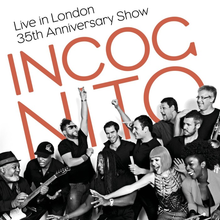 Incognito / Live in London 35th Anniversary 2015