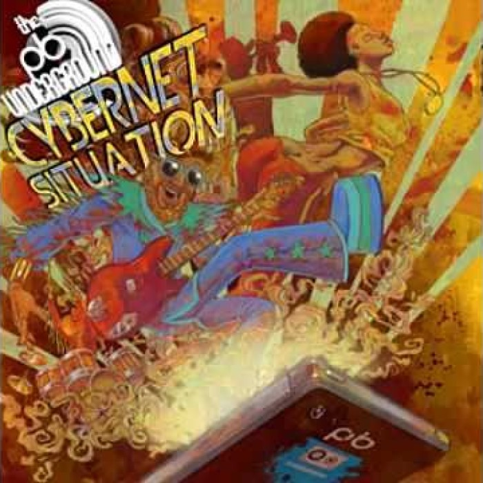 Cybernet Situation / PB Underground 2012 (Single)